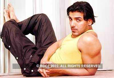 Image result for john abraham bare feet