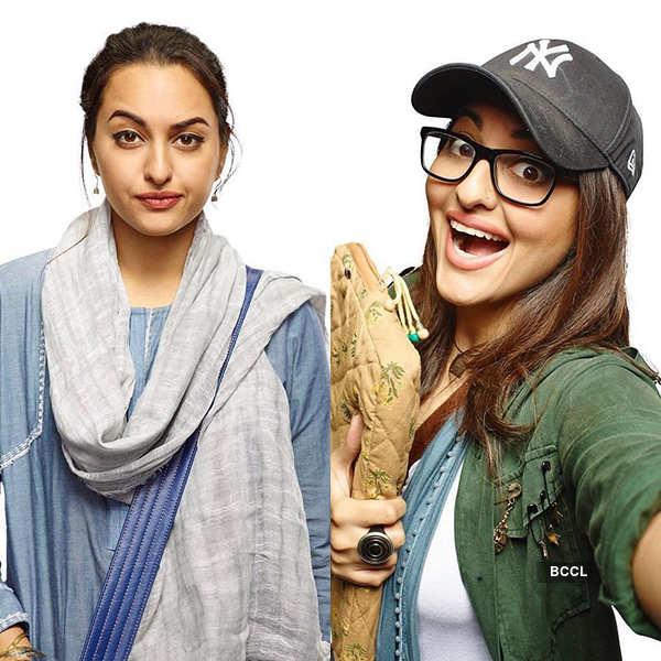 Sonakshi Sinha in Noor