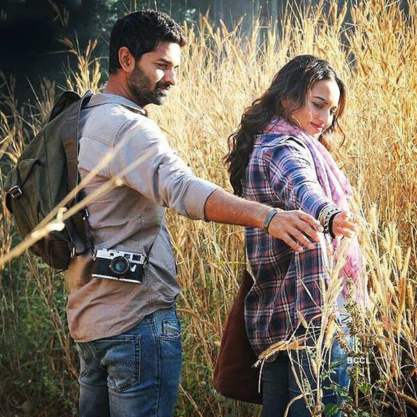 Purab Kohli and Sonakshi Sinha