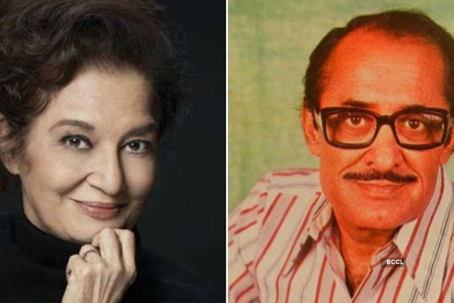 Asha Parekh loved Nasir Hussain