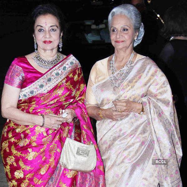 Asha Parekh thanked Salman Khan