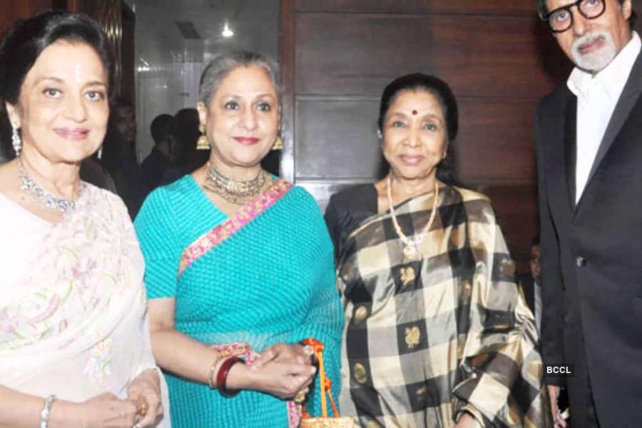 Asha Parekh movie roles
