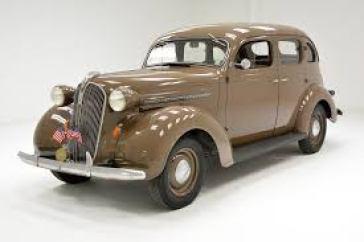 1937 Plymouth 4 Door Sedan | Classic Auto Mall