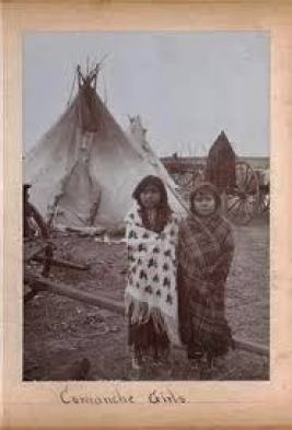COMANCHE GIRLS | Native american indian tribes, Native american tribes,  Native american children