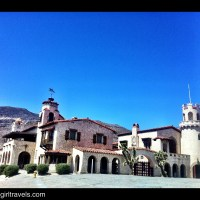 Death Valley: Scotty's Castle