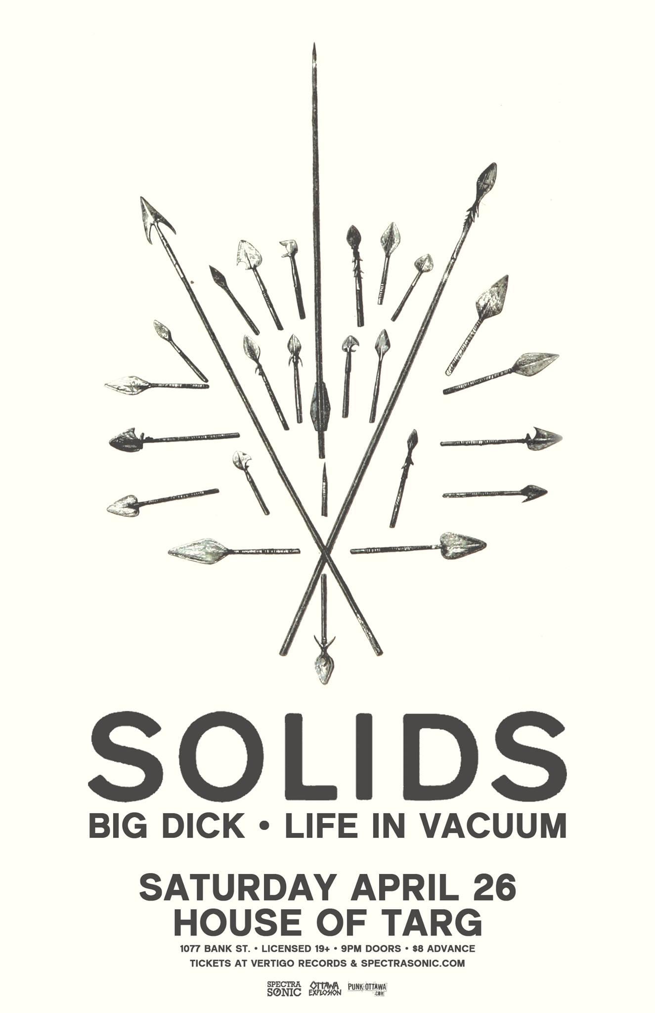Advertizing a big dick