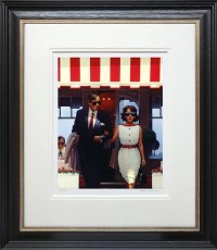 Lunchtime Lovers is the new Jack Vettriano limited edition print