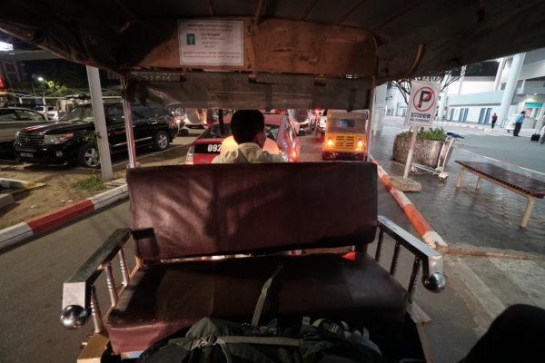 Voyage au Cambodge | Arrivée à Phnom Penh