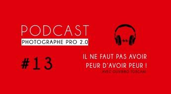 P13 oliviero toscani podcast photographe pro