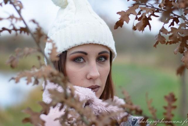 Sophie en automne