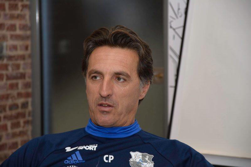 Christophe Pélissier, coach asc amiens sporting club, football, ligue 1