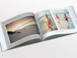- Format paysage taille A4 - Livre photo de mariage Paris