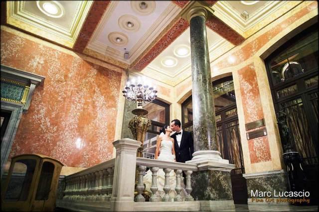 Séance photo Pera Palace Istanbul