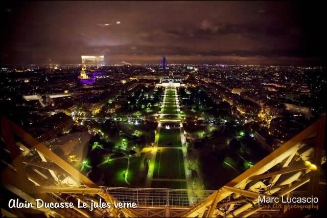 Chez Ducasse tour Eiffel Paris
