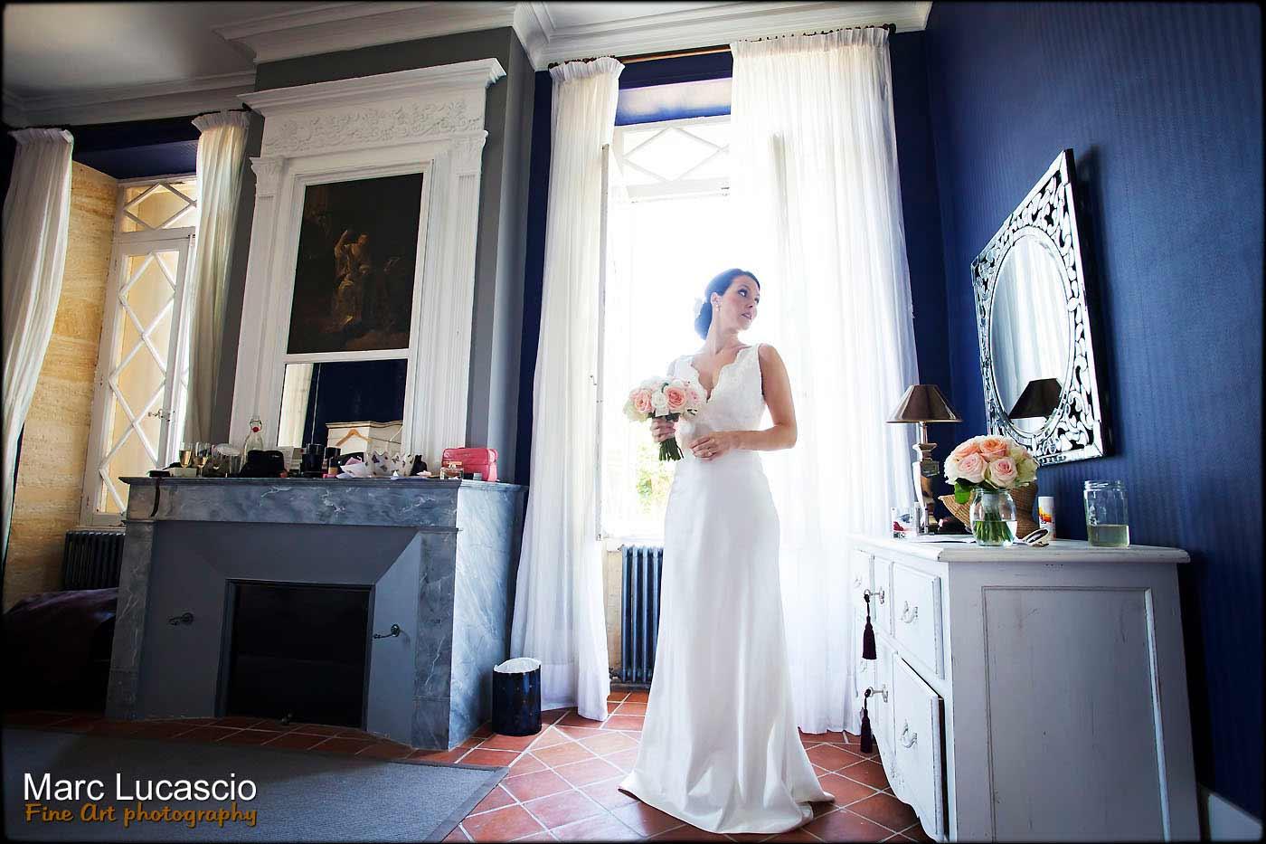 Mariage préparation Saint Emilion