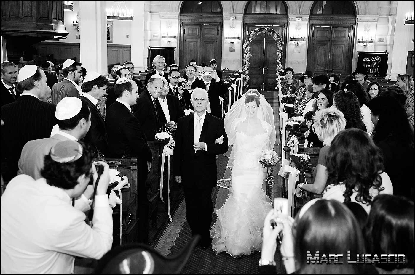 mariage juif cérémonie religieuse