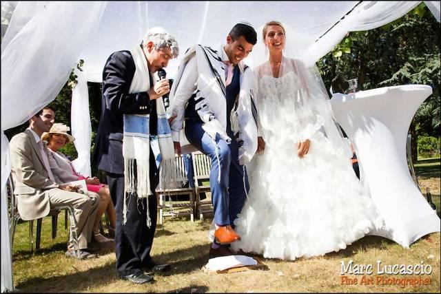 Cérémonie juif calvados