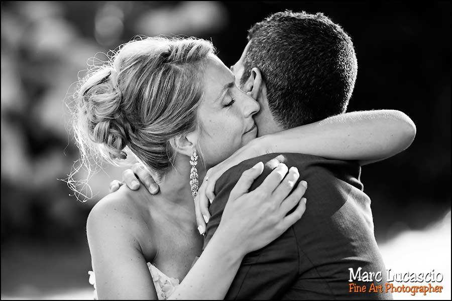 Les mariés en photos le jour du mariage