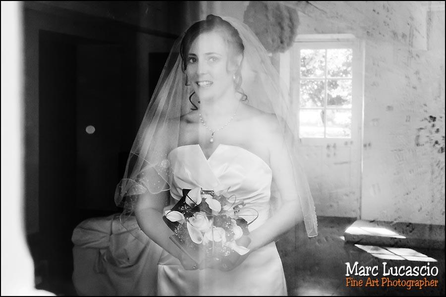 Préparatif du mariage au domaine de Quincampoix