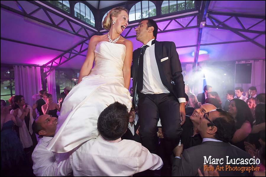 Coutumes mariages juifs les chaises