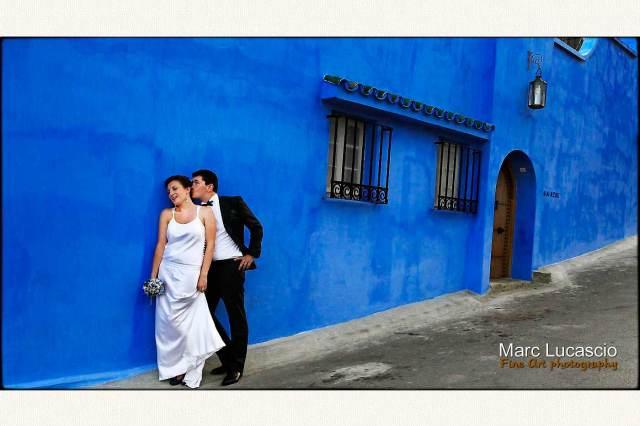 Un beau couple à Tanger