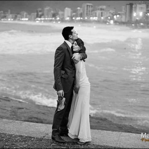 Mariage à ipanema Rio de Janeiro
