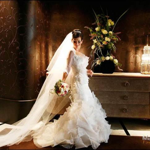 Prise de vue mariage au Fouquet's à Paris