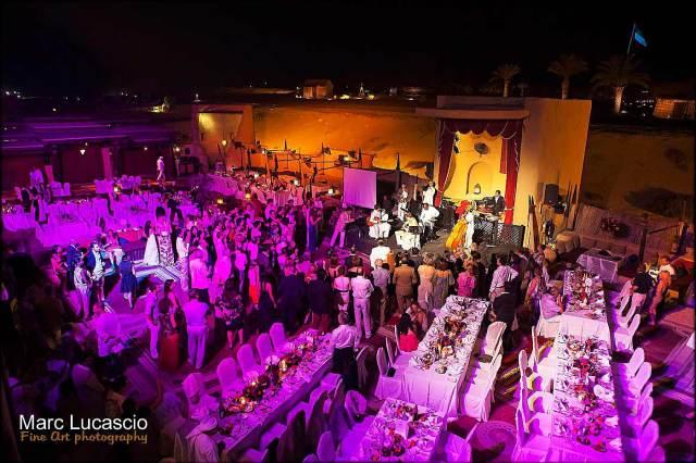 Lieu de reception mariage à bab-al-shams dubai