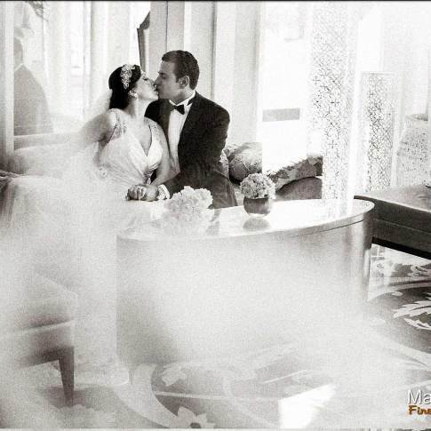 photo mariage dubai one and only