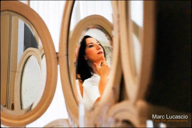 Portrait des préparatifs du mariage au Crillon à Paris