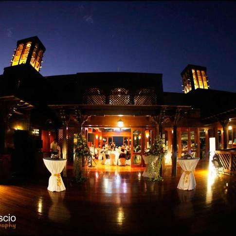 restaurant pour mariage à Dubai