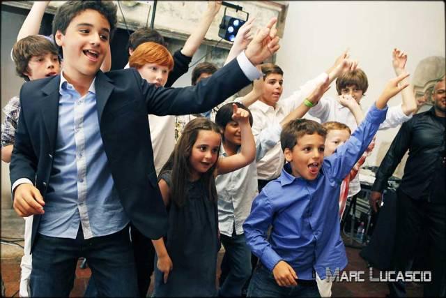 photo bat mitzvah enfants