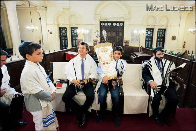 bar mitzvah religion juive
