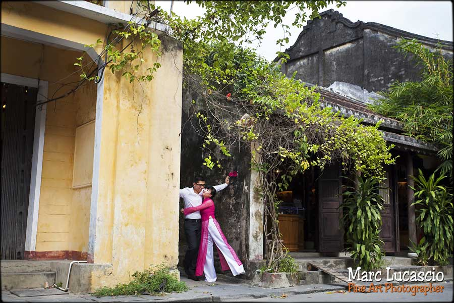 belle image cérémonie Da Nang
