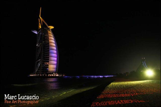Burj Al Arab mariage Dubaï
