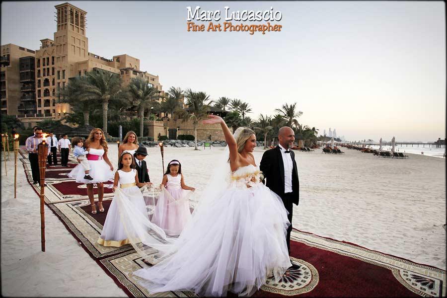 cérémonie mariage Dubaï