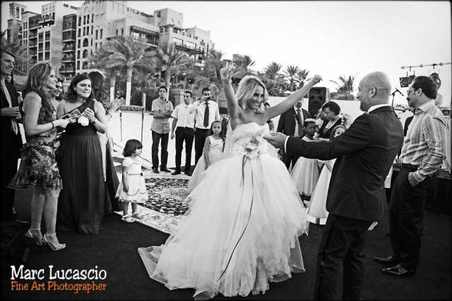 cérémonie musulman mariage Dubaï