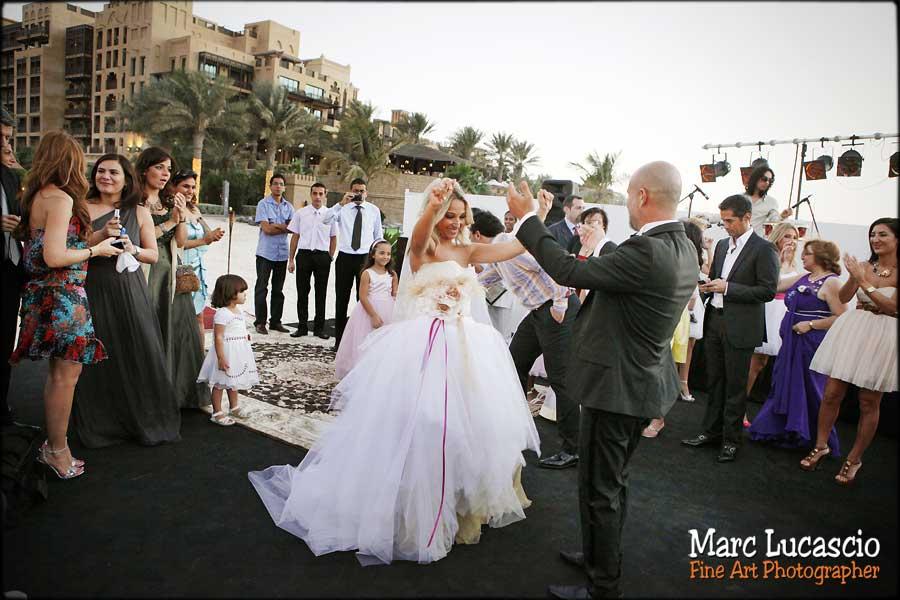 danse mariage Dubaï