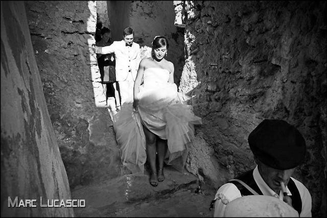 mariage typique italien