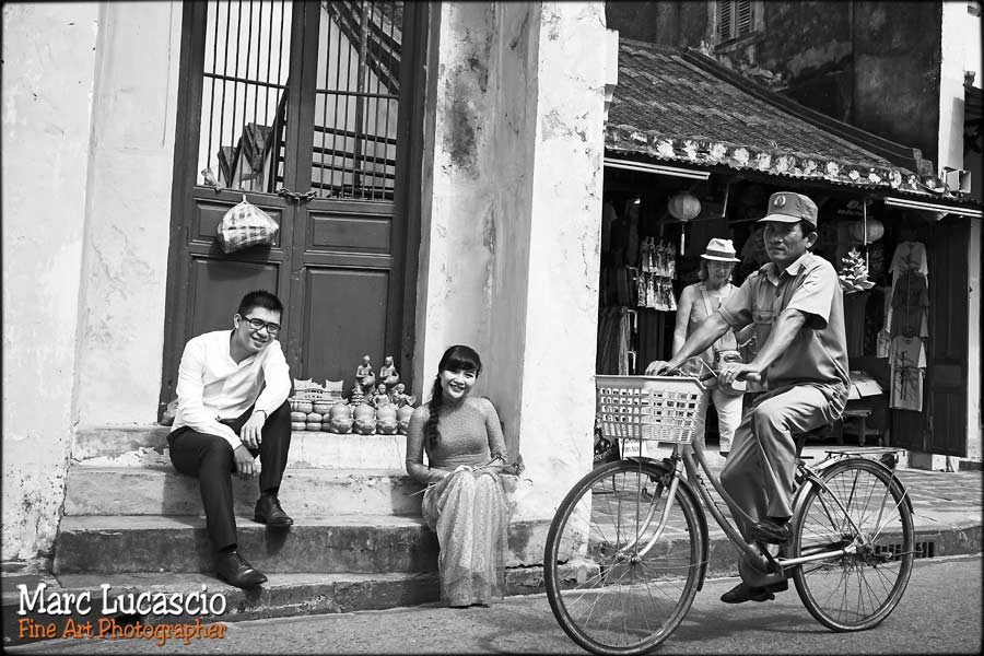 photo couple mariage Vietnam hoi an