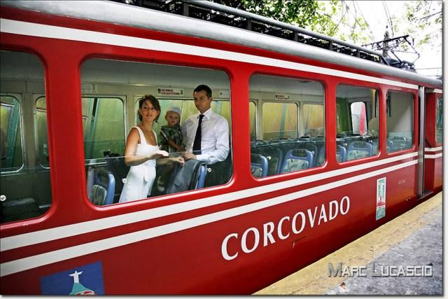 Train à crémaillère du Corcovado