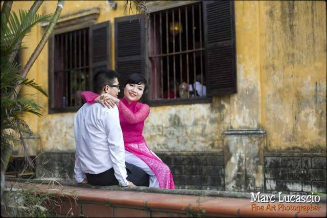 photographe mariage Vietnam couple