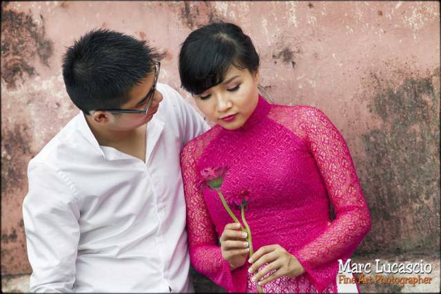 photographe mariage Vietnam émotion