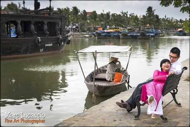 photographe mariage Vietnam