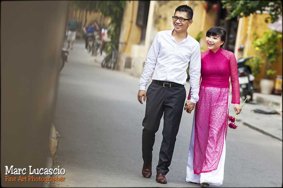 reportage photo mariage hoi an