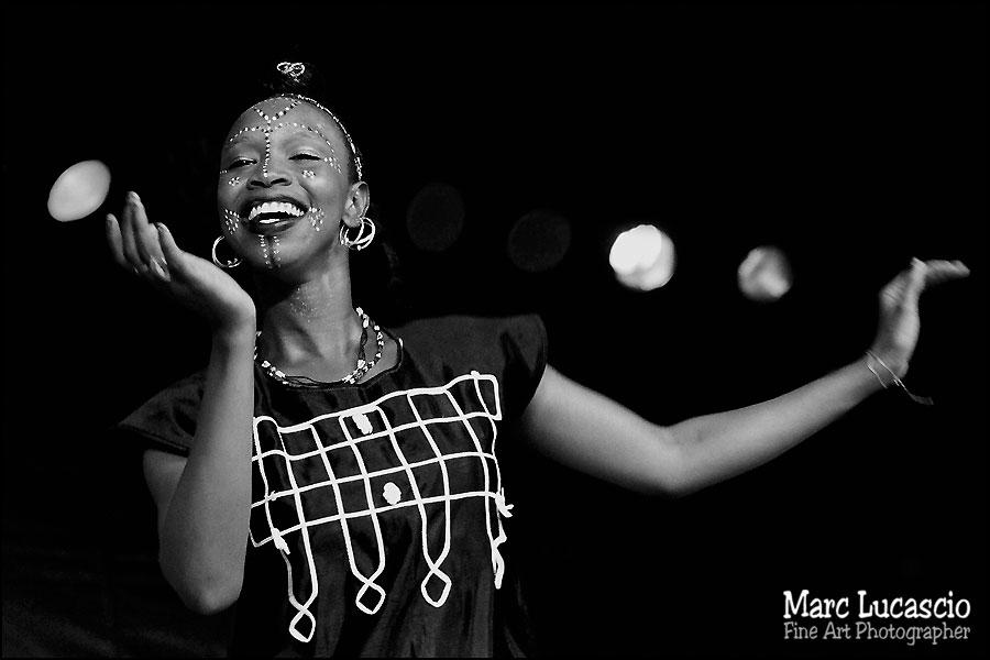 chanteuse jazz Côte d'Ivoire