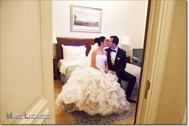photo de mariés Istanbul