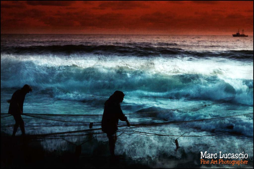 Photo argentique en couleur