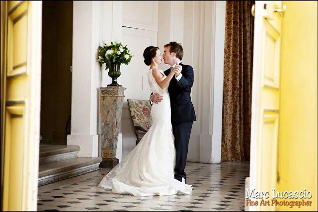 photo mariage Château de Neuville