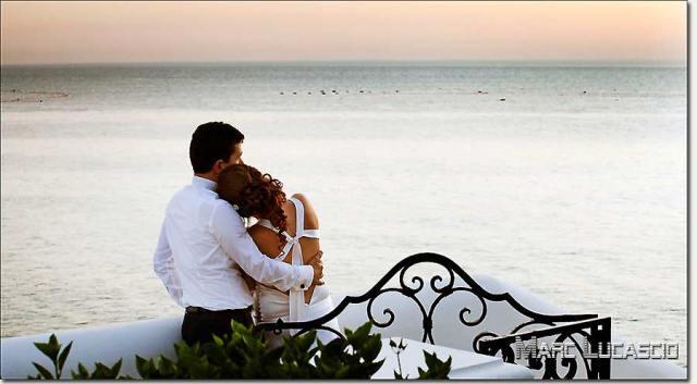 Photo de coucher de soleil à Tanger
